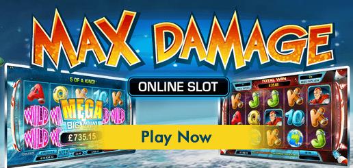 Crazy Vegas ONline Slots