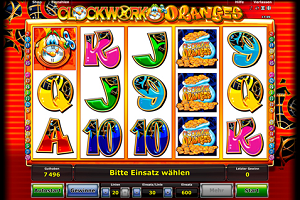 Clockwork Orange Slot