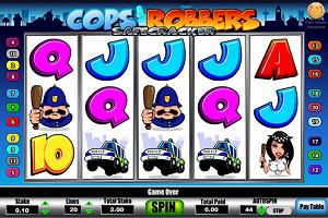 Cops'n'Robbers Slot