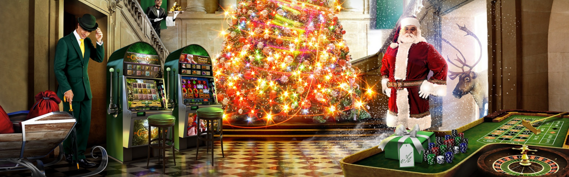 Christmas Kalender Mr Green
