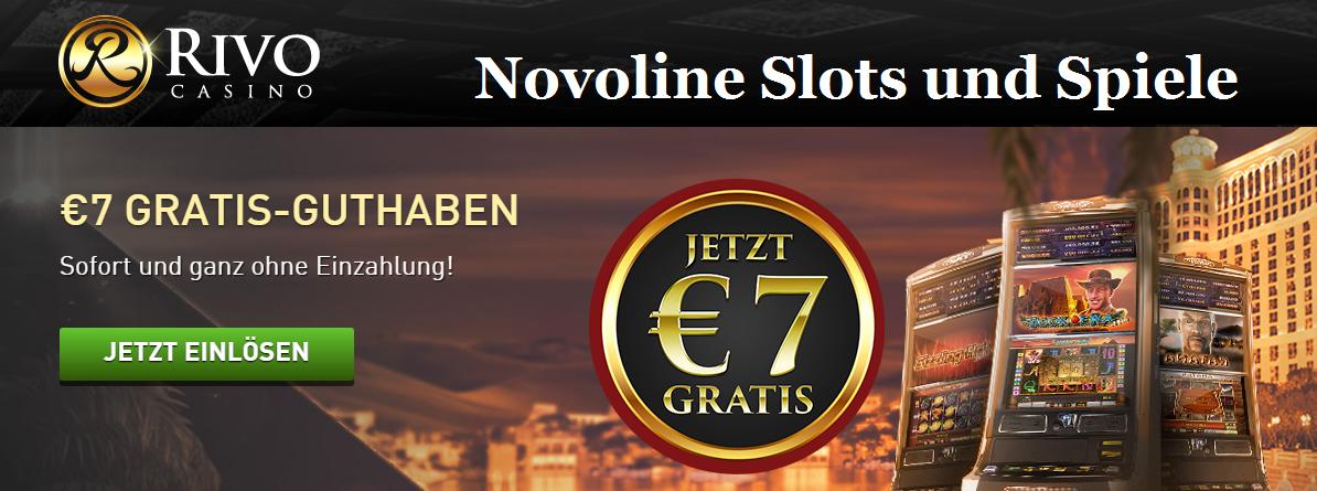 Gratis Novoline Bonus