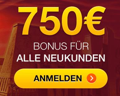OVO Casino Novoline Willkommens Bonus