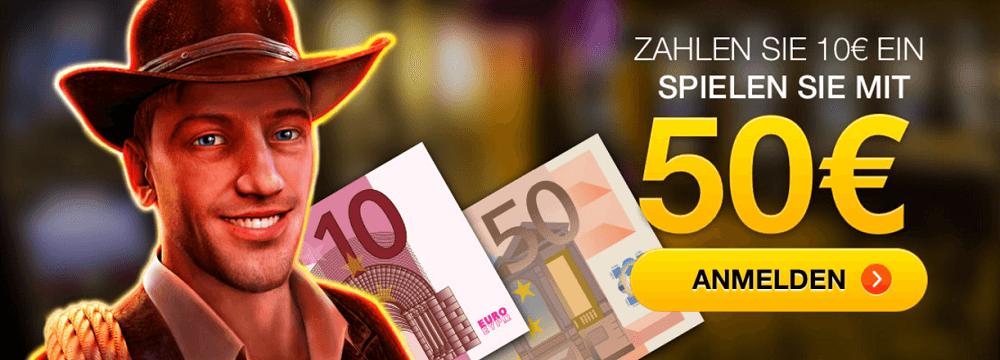 OVO Casino Willkommens Bonus 2