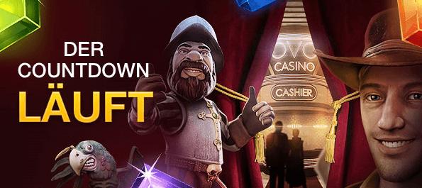 Netent Spiele im OVO Casino!
