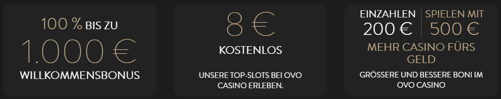 OVO Reload Bonus