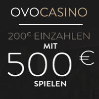 OVO Casino bietet neuen Novoline Bonus