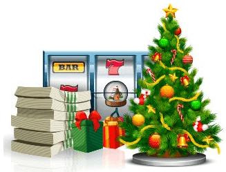 Golden Euro Weihnachts Kalender