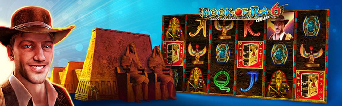 Novoliner Book Of Ra